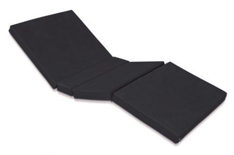 colchon para camas articuldas 4 piezas